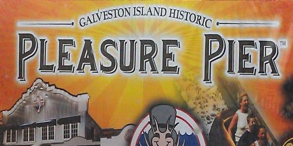 Pleasure pier in galveston coming to life crystal beach for Galveston fishing pier cam
