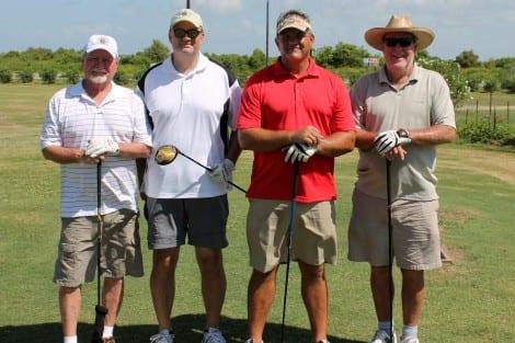 Larry Campbell, Richard Taylor, Trent Coursey, John Milby