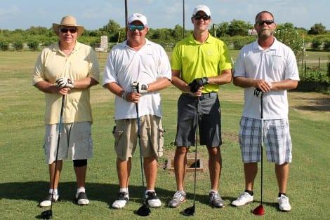 Chris Pierce, David Kuhnley, Justin Jackson, Jason Petitt