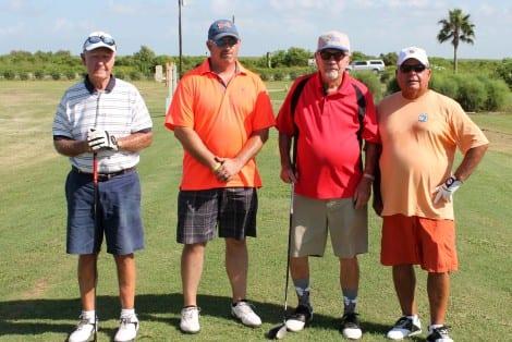 Robert Jackson Sr., Rodney Savanich, Will Armstrong, Donald Mallet