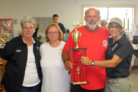 Third Place Beans: Goat Island VFD Cook-Off Team