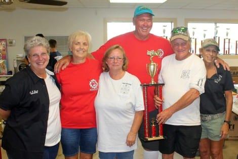 Sportsmanship Award: Goat Island VFD Cook-Off Team