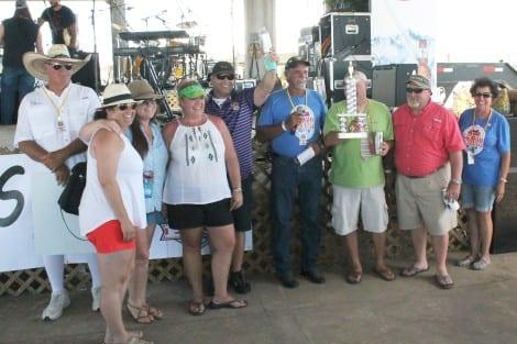 Crab Gumbo Cookoff Winner: Laissez les bons temps rouxler