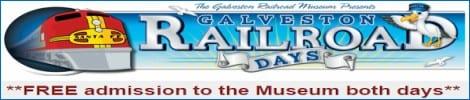 Galveston Railroad Days