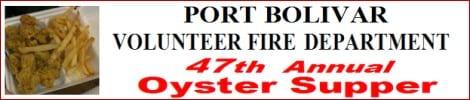 PB VFD 47th Annual Oyster Supper