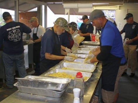 PB VFD Oyster Supper