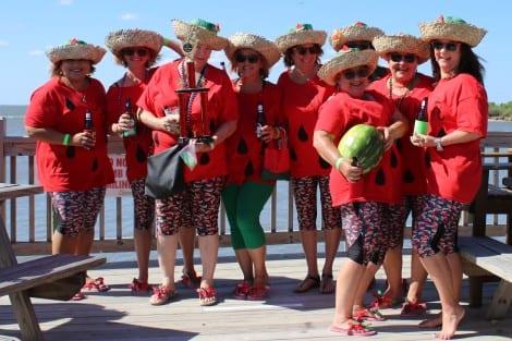 First Place: Melon Mammas