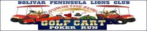 Bolivar Lions Club Golf Cart Poker Run