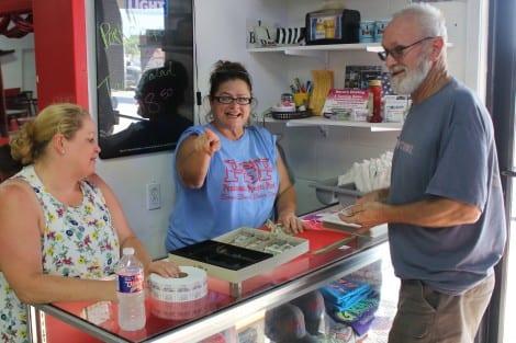 Peninsula Sports Park fish-fry fundraiser at Jose's Restaurant
