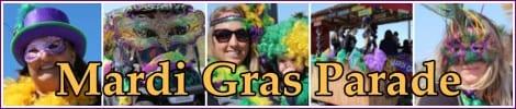 Lighthouse Krewe Mardi Gras Parade