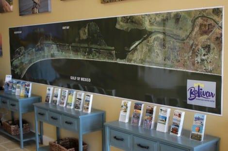 Bolivar Peninsula Tourism and Visitors Center