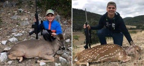 Family Hunt - Michael & Grant