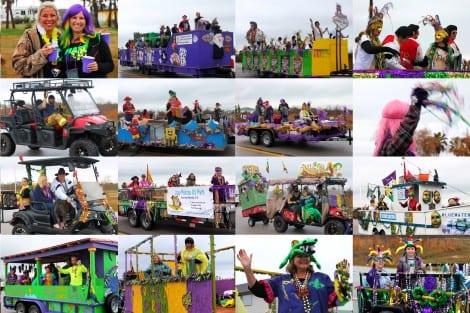 2018 Lighthouse Krewe Mardi Gras Parade