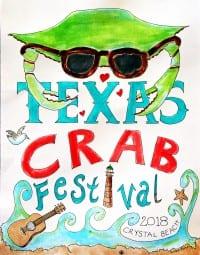 2018 Crabfest T-Shirt Design Contest
