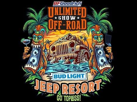 UOR Jeep Resort in Crystal Beach