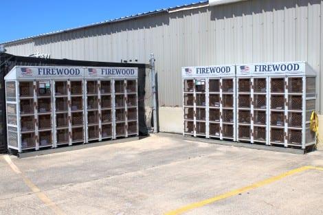 Vending Firewood
