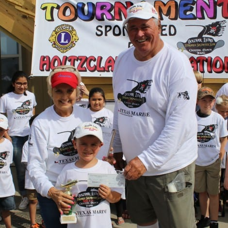 Young Anglers Reel In
