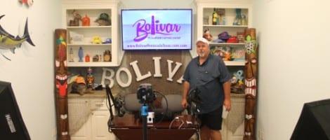 Bolivar LIVE opens new Broadcast Studio