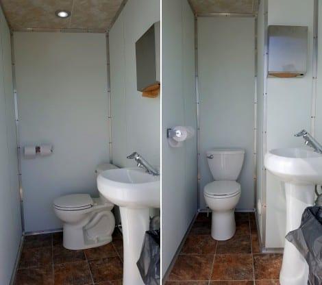 County installs public restrooms