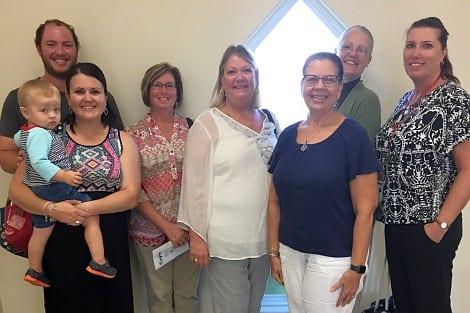 Bay Vue United Methodist Church honors teachers