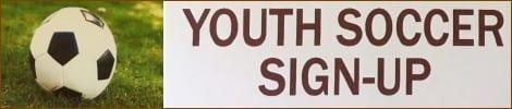 Bolivar Youth Soccer Sign-ups
