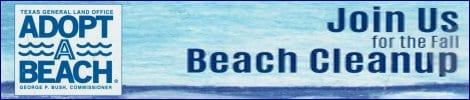Adopt-A-Beach Fall Cleanup