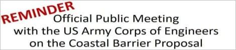 Corps of Engineers Public Meeting