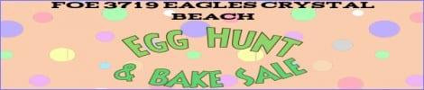 Egg Hunt & Bake Sale