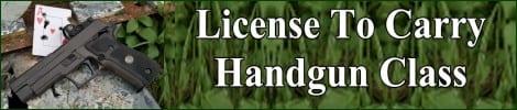 LTC Handgun Class
