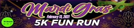 Mardi Gras Fun Run