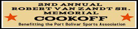 Robert Van Zandt Memorial BBQ Cookoff